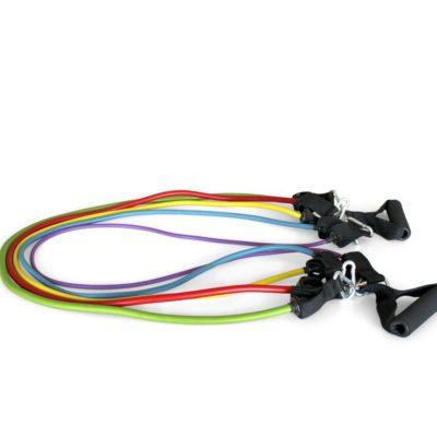 Kit 5 elásticos de colores